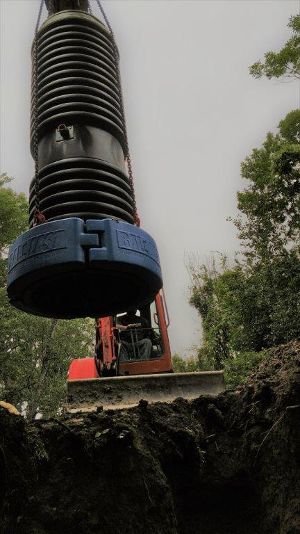 New Septic Pump Installation: Troy, NY | George L  La Plante